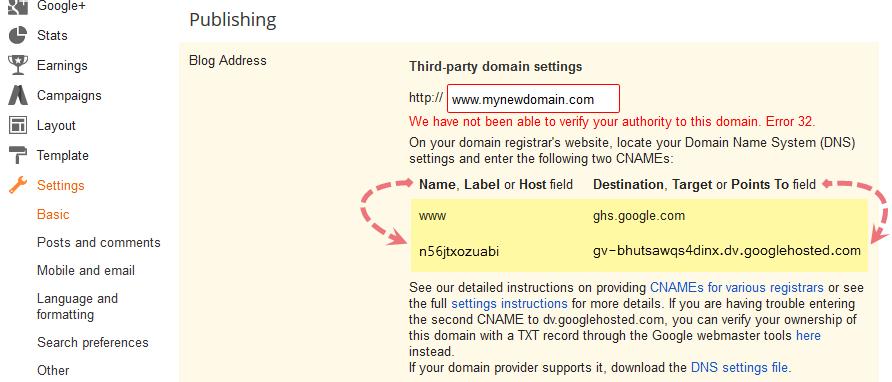 setting-up-blogger-custom-domain