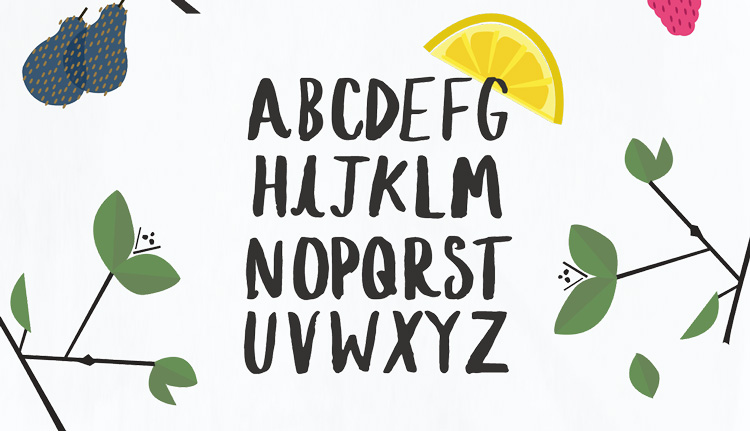 iced-tea-free-font-demo